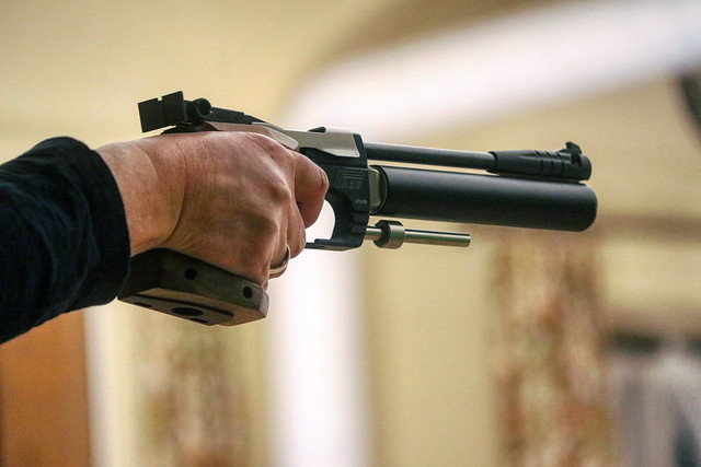 Air Pistol Pistol Weapon Hand Gun Edit 2021