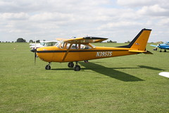 N3957S Cessna 172E [172-51157] Sywell 310818