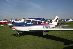 N8829P Piper PA-24-260 [24-4285] Sywell 010918