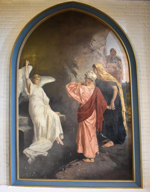 Molde domkirke – Gammelt alterbilde