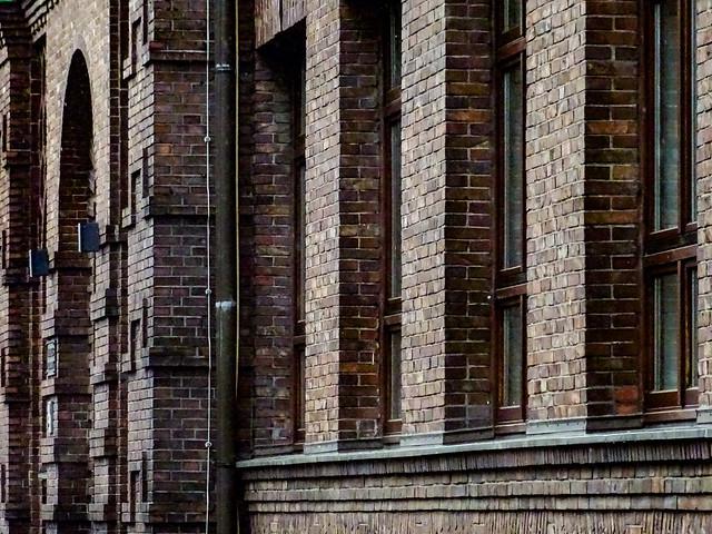 Ziegefassade /Brick facade