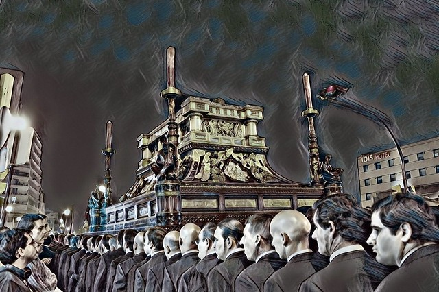 trono del santo sepulcro