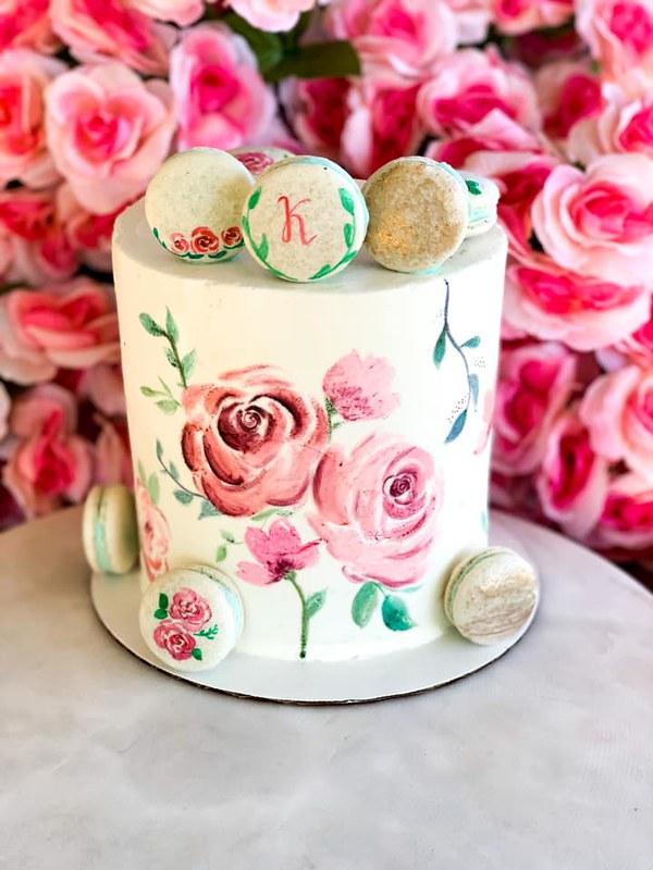 Cake by Kayla's Cakes