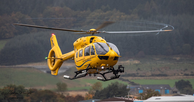 Scottish Ambulance service - Airbus Helicopters H145