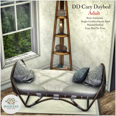 DD Cary Daybed-Adult Ad