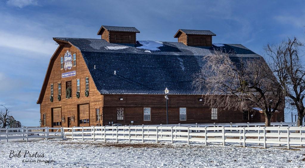 The Huge Barn