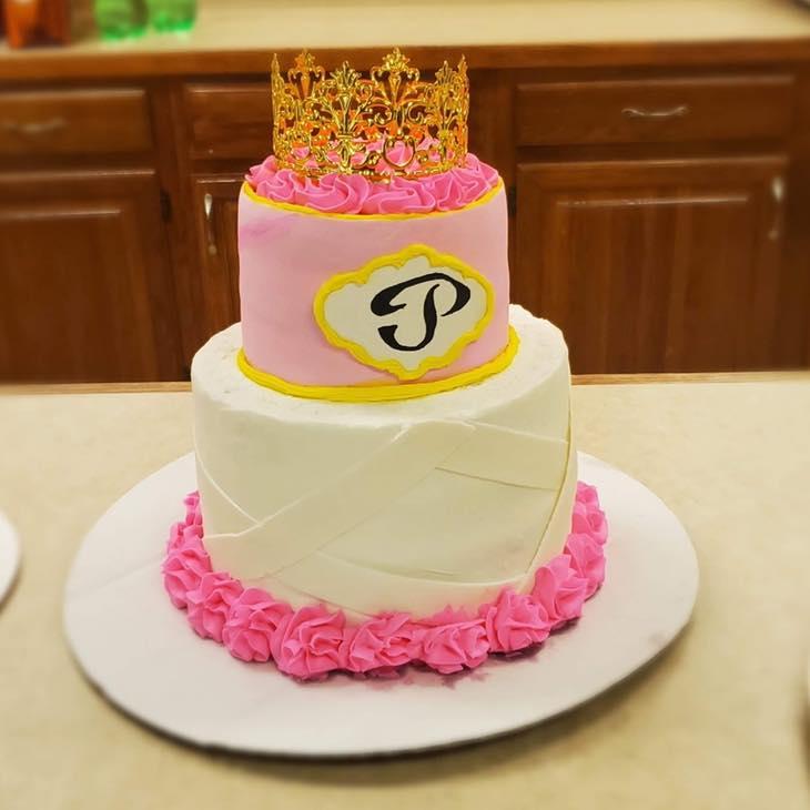 Cake by Rori's Treats Bakery