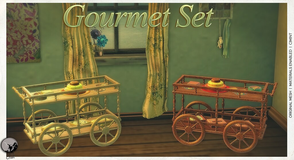 Gourmet Set @ Secret Sale Sundays