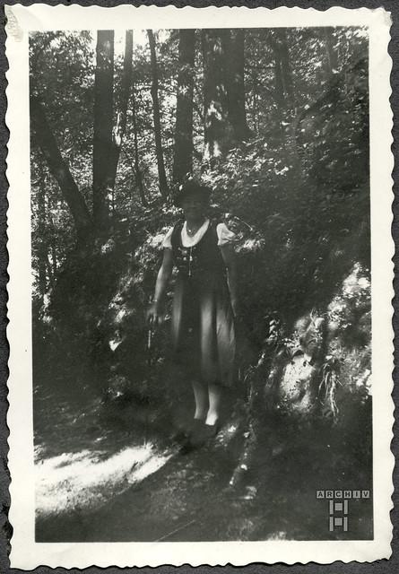 ArchivTappen2AAl2c258 Ausflug nach Altpernstein, Österreich, 1930-1941