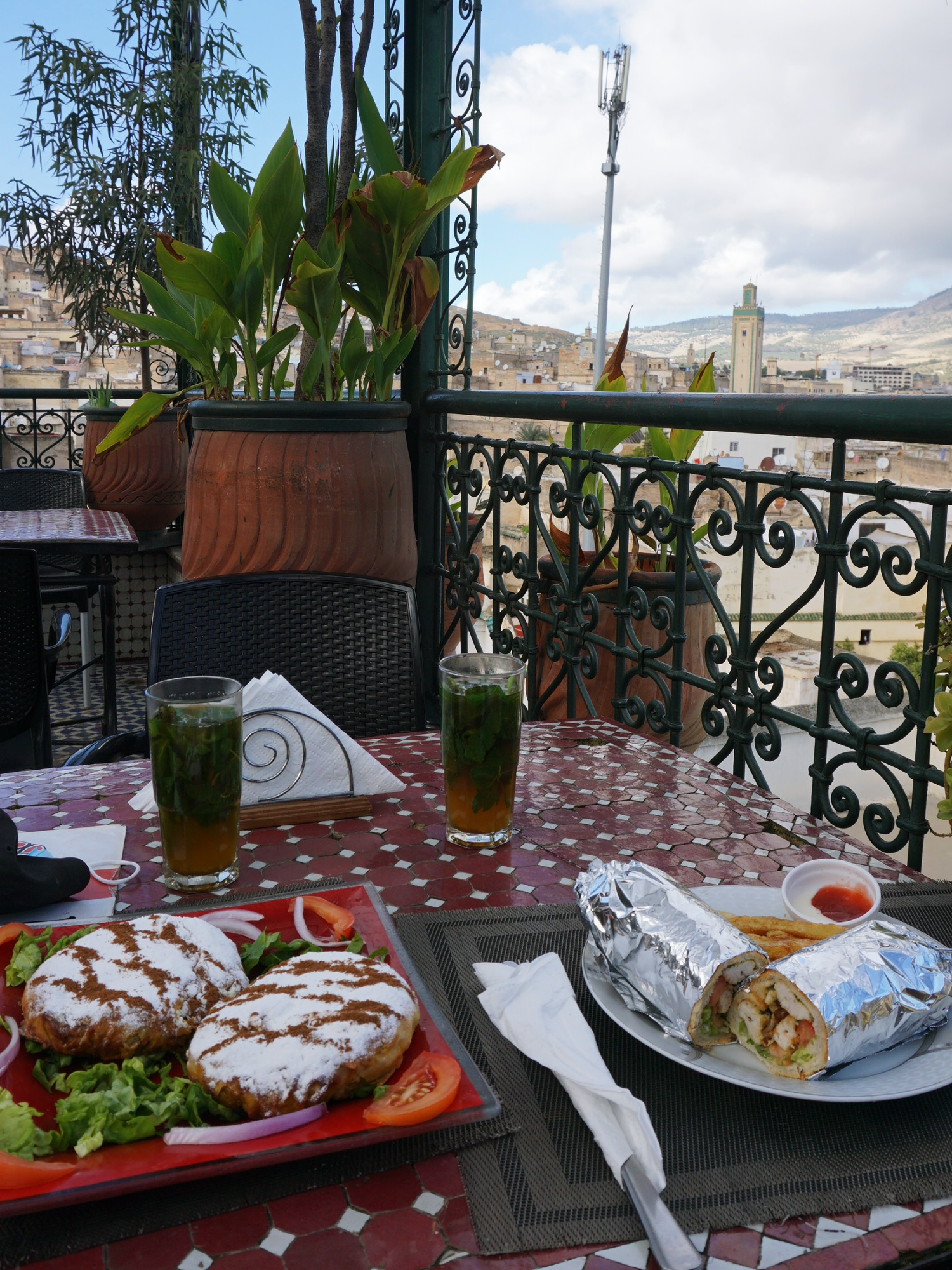 Fes Panoramic Cafe