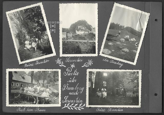ArchivTappen2AAl2c265 Gesamtseite 47, Damberg nach Losenstein, Österreich, 1930-1941