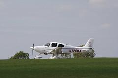 N120MX Cirrus Design SR-20 [2281] Sywell 010918