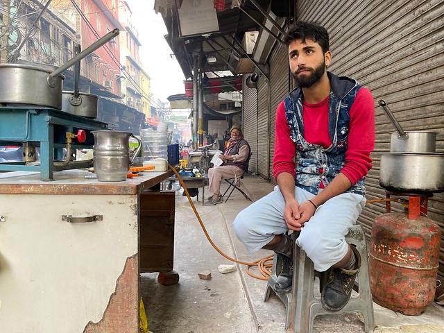 Mission Delhi - Azim Jawed, Matia Mahal