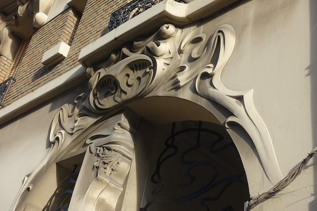 FRANCE - CLAMART / Art nouveau - Arch. Chauron