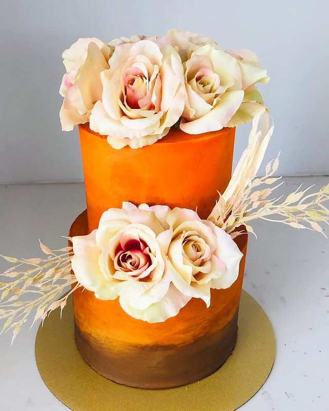 Cake by Rachael Streeter of Street Sweets Desserts