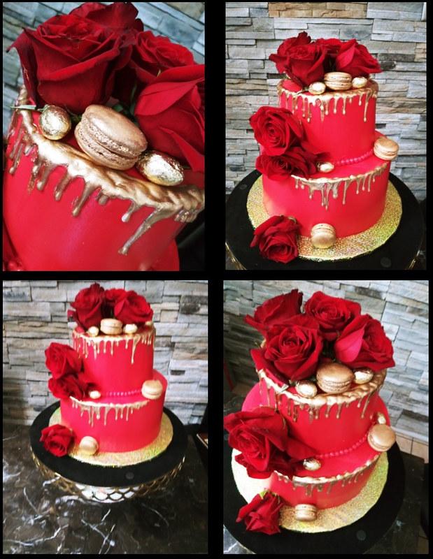 Cake by Karla Sotelo