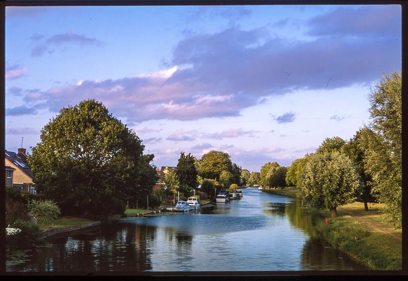 Cambridge, Cam river