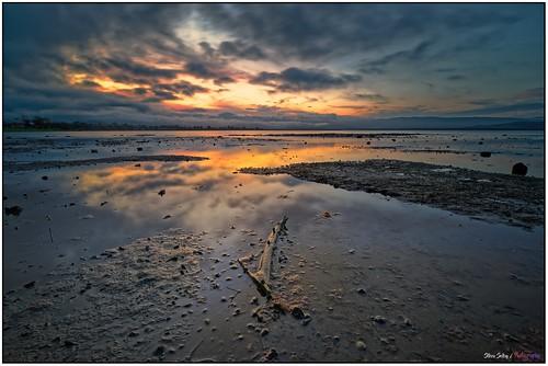 steveselbyphotography steev steveselby pentax pentaxk1 ricoh irix1524 irix dxophotolab4 nikcollectiondxo on1photoraw2021 topazdenoise topaz sunset illawarra lakeillawarra lake landscape wide