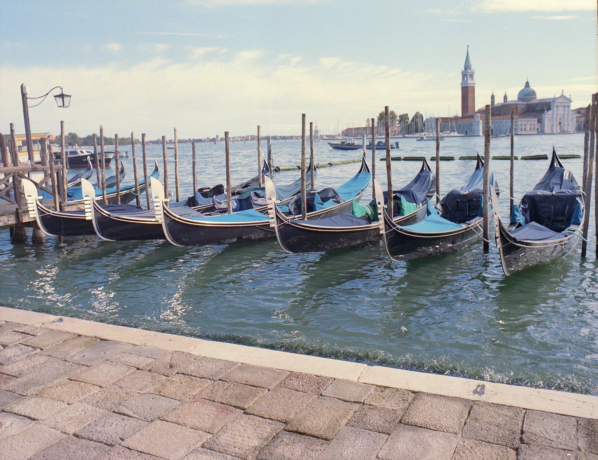 Venice Gondoli during COVID