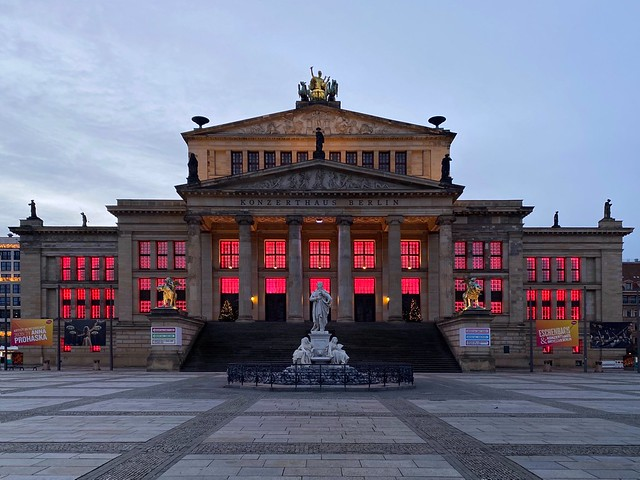 200 years of the Berlin Concert Hall!