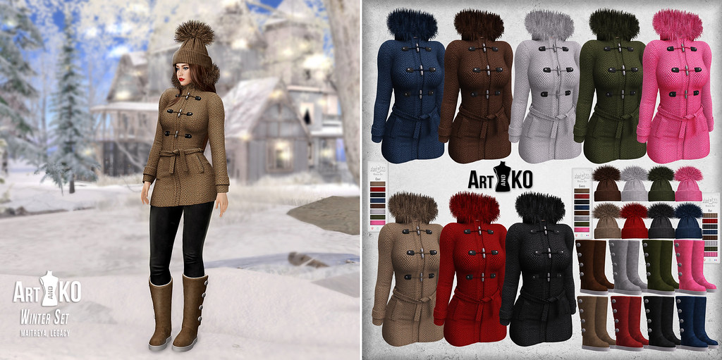 Art&Ko – Winter Set – VANITY