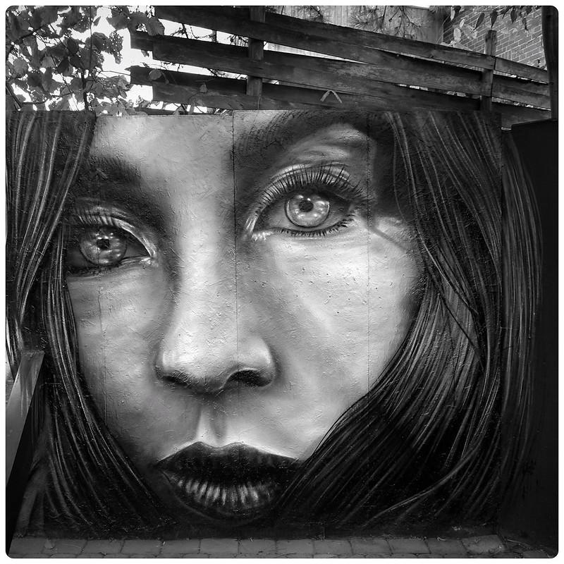 Portrait Ronja (1) Rahmen
