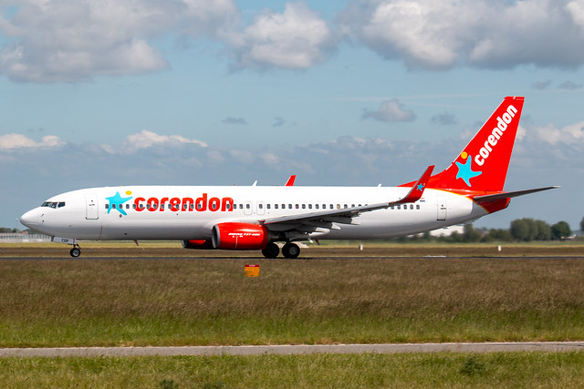 Corendon Boeing 737-800 PH-CDF
