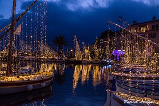 Noël à Sanary.