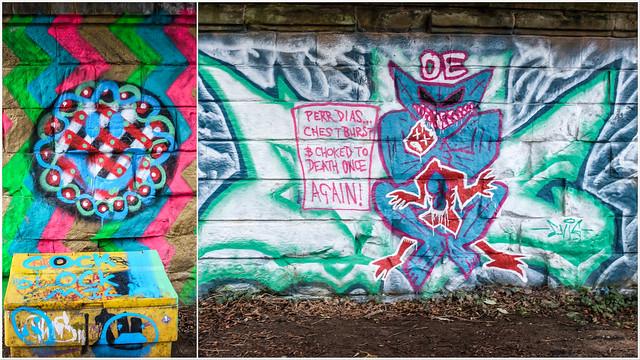 Street Art/Graffiti