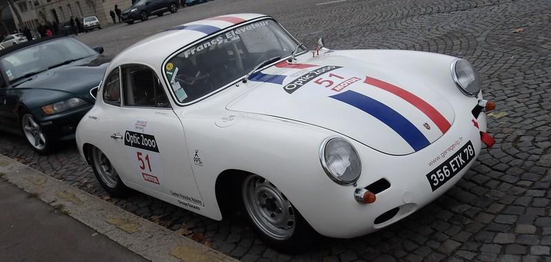 Porsche 356 Tour Auto 2020 / Optique 2000 - Paris Vauban Jan 50796366287_8cb05bd328_c