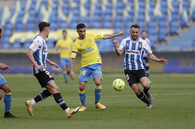 Las Palmas - RCD Espanyol