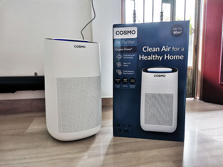 Cosmo Prime air purifier
