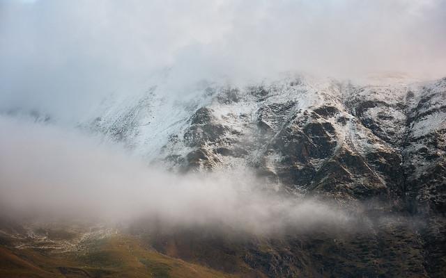 big mountains small sheep
