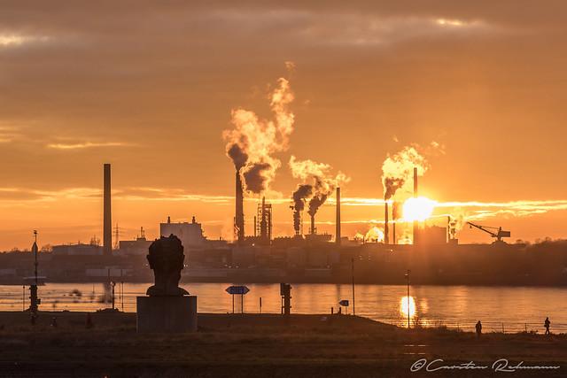 Ruhrpott Sunset
