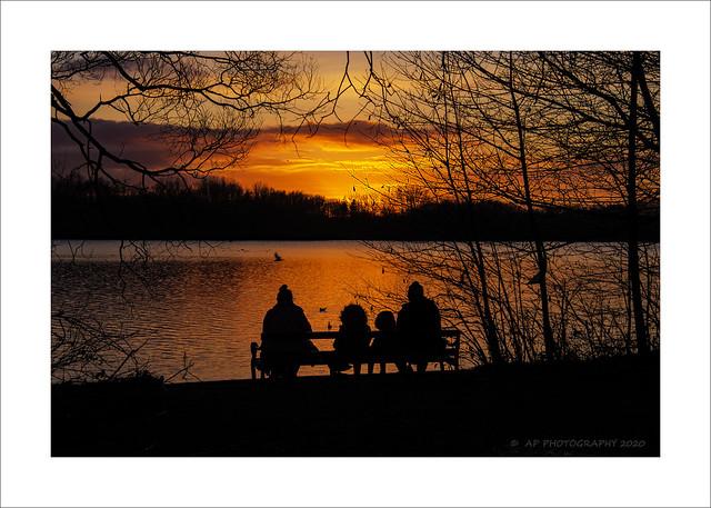 Sunset & 2.2 Children