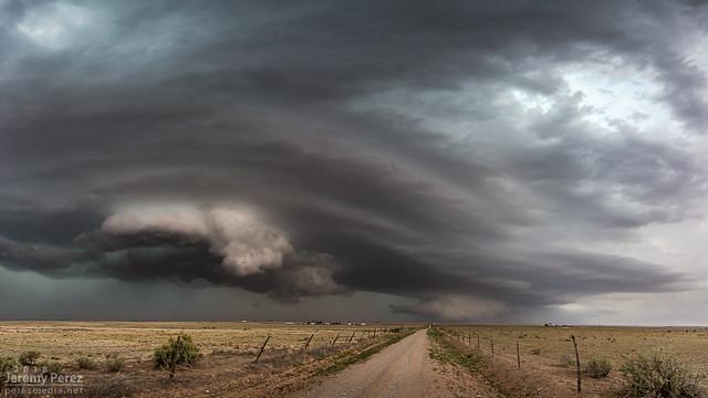 3 June 2018 — Mountainair, New Mexico — Storm