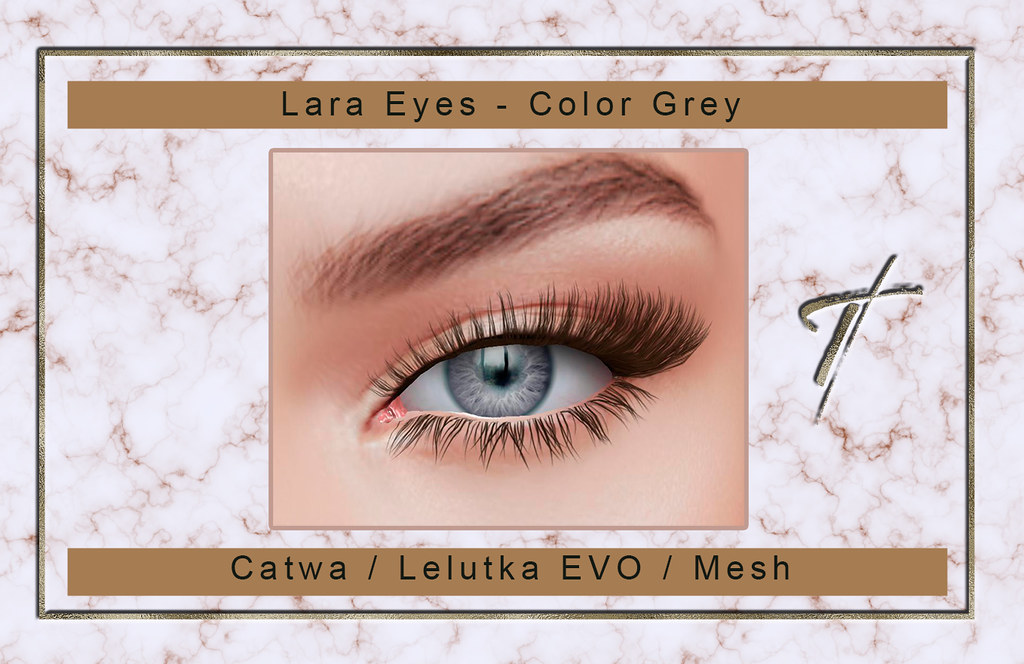 Tville – Lara Eyes *grey*
