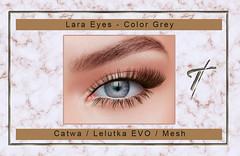 Tville - Lara Eyes *grey*