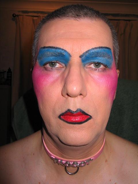 Andrew Brown Gay Sissy Faggot