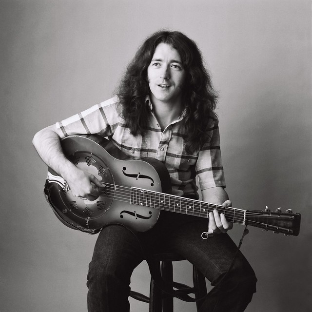 Rory Gallagher - promo. photo 1976/77
