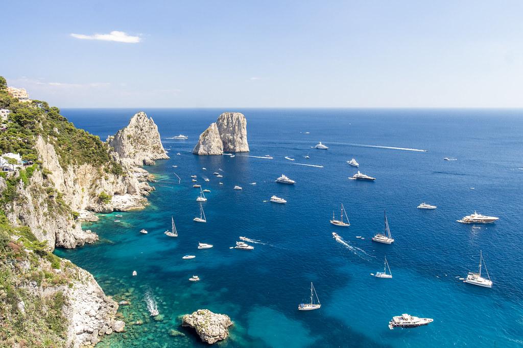 Belvedere Tragara - Capri