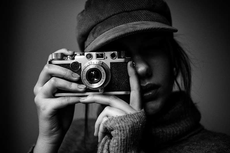 Leica iif Photographer