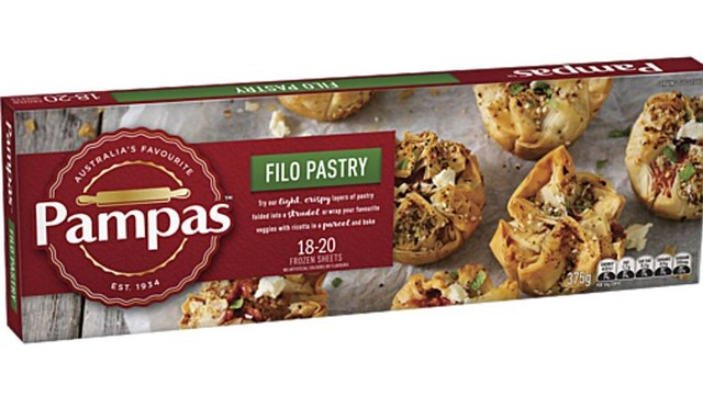 PAMPAS filo pastry