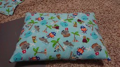 Pirate Monkey Envelope Pillow Cases
