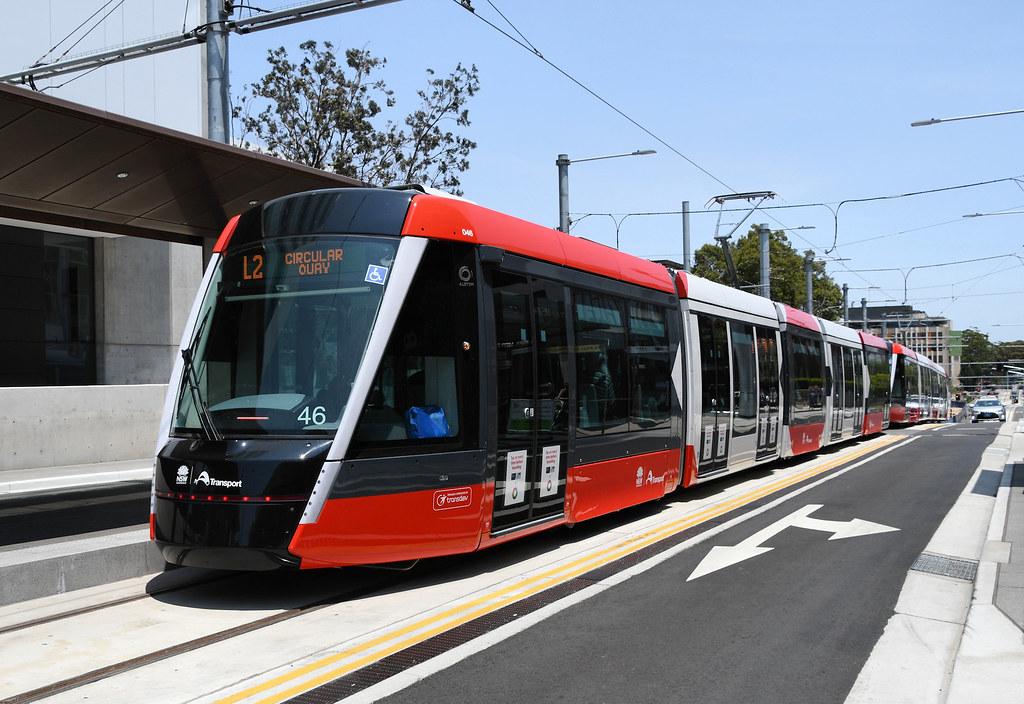 LRV 46, Randwick, Sydney, NSW.