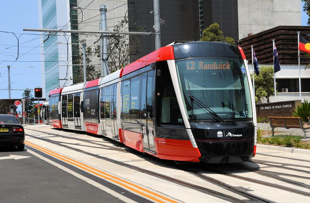 LRV 15, Randwick, Sydney, NSW.