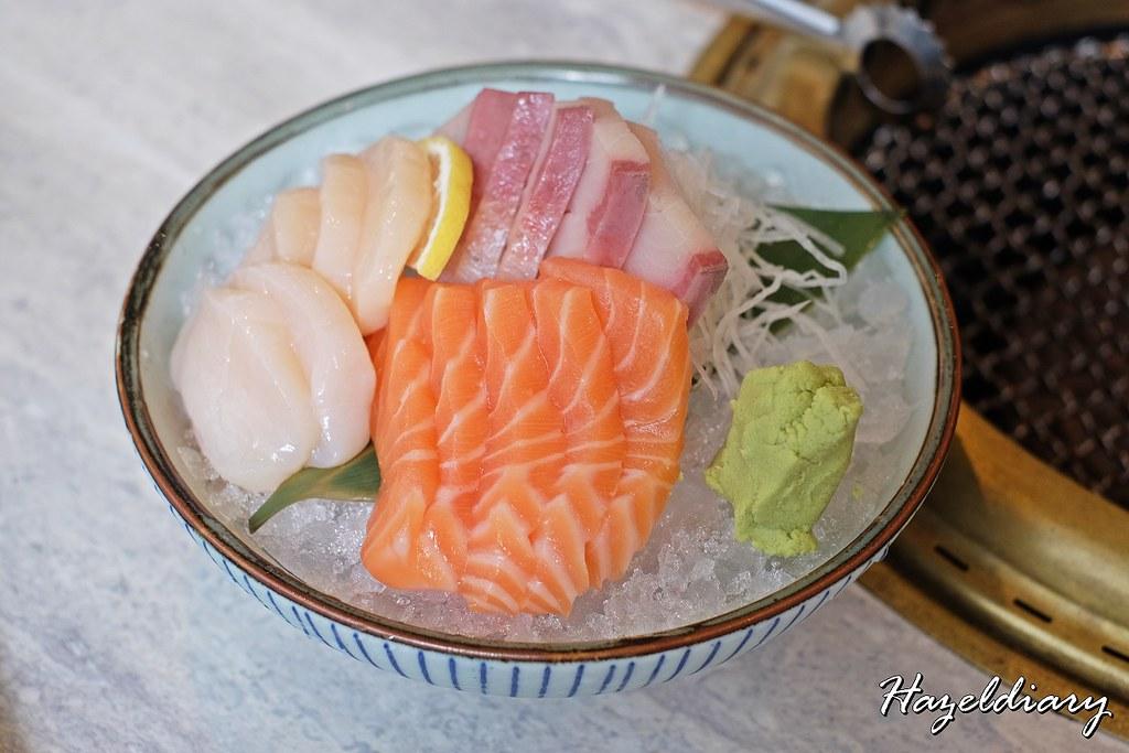 Syohachi Yakiniku-Sashimi