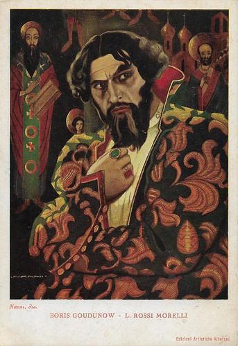 Luigi Rossi-Morelli in Boris Godunov
