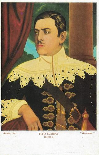 Tito Schipa in Rigoletto