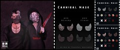 +SEKAI+ Cannibal Mask - Pack